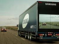 Samsung - Tecnología para adelantamientos