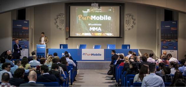 Pure Mobile 2014 - evento refernte marketing móvil