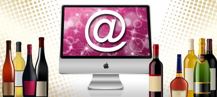 Sigue creciendo la venta de vino por Internet