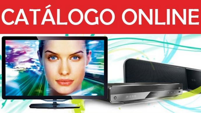 catálogo ofertas online